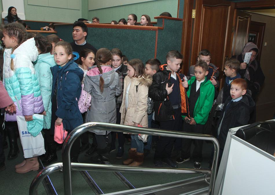 «Кино без барьеров» путешествует по стране: как прошли показы в Казани