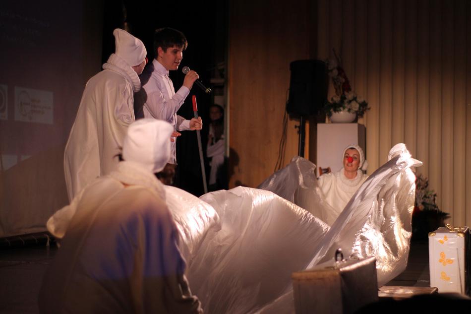 «Эхо кинофестиваля «Кино без барьеров» в Набережных Челнах